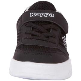 Buty Kappa Dalton K czarno-białe 260779K 1110 czarne 3