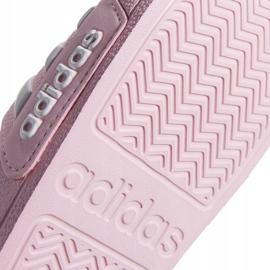 Klapki dla dzieci adidas Adilette Shower K różowe G27628 4