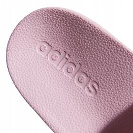 Klapki dla dzieci adidas Adilette Shower K różowe G27628 6