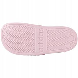 Klapki dla dzieci adidas Adilette Shower K różowe G27628 7