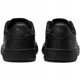 Buty dla dzieci Puma Smash v2 L Jr czarne 365170 01 4
