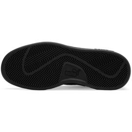 Buty dla dzieci Puma Smash v2 L Jr czarne 365170 01 5