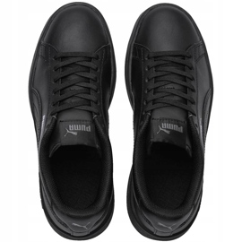 Buty dla dzieci Puma Smash v2 L Jr czarne 365170 01 1