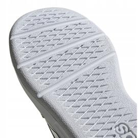 Buty dla dzieci adidas Tensaur K szare FV9450 5