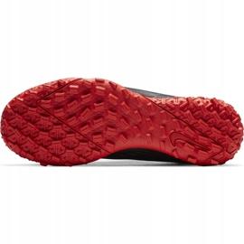 Buty piłkarskie Nike Mercurial Superfly 7 Academy Tf Junior AT8143 060 czarne czarne 8