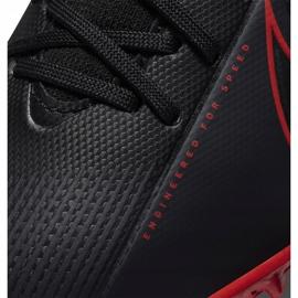 Buty piłkarskie Nike Mercurial Superfly 7 Academy Tf Junior AT8143 060 czarne czarne 5