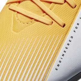 Buty piłkarskie Nike Mercurial Superfly 7 Academy Sg Pro Ac BQ9141 801 żółte pomarańczowe 5