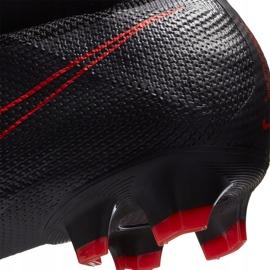 Buty piłkarskie Nike Mercurial Superfly 7 Pro Fg AT5382 060 czarne czarne 6