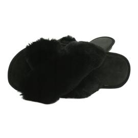 Befado Inblu obuwie damskie 155D112 czarne 4