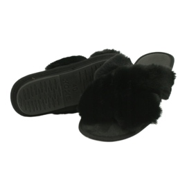 Befado Inblu obuwie damskie 155D112 czarne 3