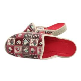 Befado kolorowe obuwie dziecięce     707Y413 wielokolorowe 5