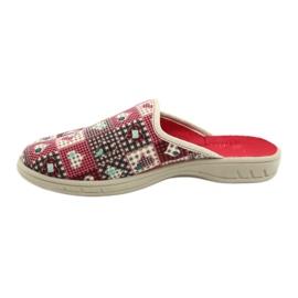 Befado kolorowe obuwie dziecięce     707Y413 wielokolorowe 2