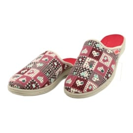 Befado kolorowe obuwie dziecięce     707Y413 wielokolorowe 3