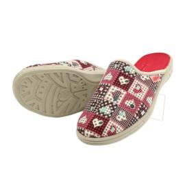 Befado kolorowe obuwie dziecięce     707Y413 wielokolorowe 4