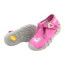 Befado obuwie dziecięce 110P397 4