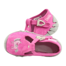 Befado obuwie dziecięce 110P397 5