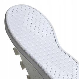 Buty dla dzieci adidas Advantage C białe FY4625 6