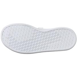 Buty dla dzieci adidas Advantage C białe FY4625 5
