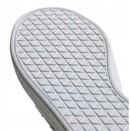 Buty dla dzieci adidas Vl Court 2.0 zielone FW3934 wielokolorowe 6