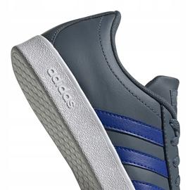 Buty dla dzieci adidas Vl Court 2.0 zielone FW3934 wielokolorowe 3