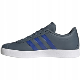 Buty dla dzieci adidas Vl Court 2.0 zielone FW3934 wielokolorowe 1