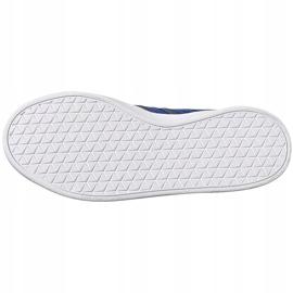 Buty dla dzieci adidas Vl Court 2.0 zielone FW3934 wielokolorowe 5