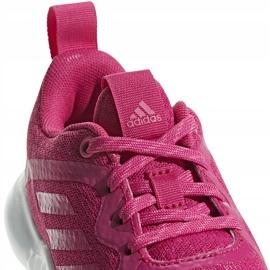 Buty adidas FortaRun X K różowe D96949 2