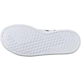 Buty adidas Grand Court C Jr EF0108 białe czarne 6