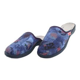 Befado kolorowe obuwie dziecięce     707Y415 3