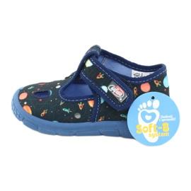 Befado  obuwie dziecięce  533P011 granatowe 6