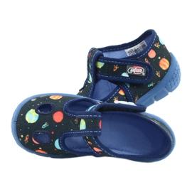 Befado  obuwie dziecięce  533P011 granatowe 5