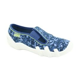 Befado obuwie dziecięce 290X221 niebieskie 1