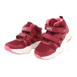 Befado obuwie dziecięce  516X053 różowe 3