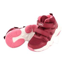 Befado obuwie dziecięce  516X053 różowe 4