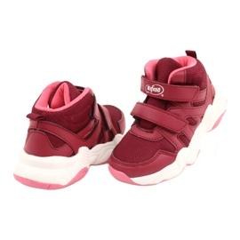 Befado obuwie dziecięce  516X053 różowe 5
