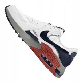 Buty Nike Air Max Excee M CD4165-106 białe granatowe 3