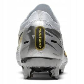 Buty piłkarskie Nike Phantom Gt Elite Se Fg M CT2156-001 srebrny wielokolorowe 1