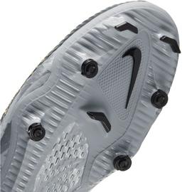 Buty piłkarskie Nike Phantom Gt Scorpion Academy Dynamic Fit FG/MG DA2266 001 srebrny/szary srebrny 8
