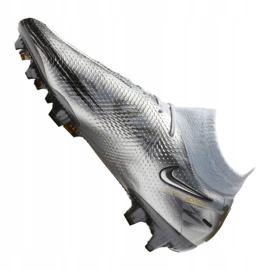 Buty piłkarskie Nike Phantom Gt Elite Df Se Fg M CZ3844-001 srebrny wielokolorowe 1