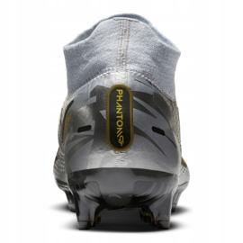 Buty piłkarskie Nike Phantom Gt Elite Df Se Fg M CZ3844-001 srebrny wielokolorowe 4