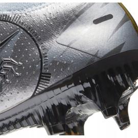 Buty piłkarskie Nike Phantom Gt Elite Df Se Fg M CZ3844-001 srebrny wielokolorowe 7