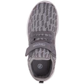 Buty dla dzieci Kappa Gizeh szare 260597K 1614 1