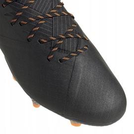 Buty piłkarskie adidas Nemeziz 19.1 Fg EH0830 czarne czarne 3