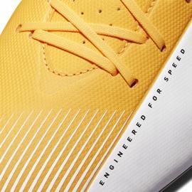 Buty piłkarskie Nike Mercurial Vapor 13 Academy SG-Pro Ac BQ9142 801 pomarańczowe pomarańczowe 5