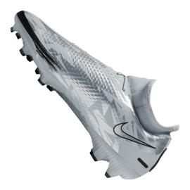 Buty piłkarskie Nike Phantom Gt Academy Df Se Mg M DA2266-001 wielokolorowe szare 3