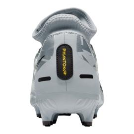 Buty piłkarskie Nike Phantom Gt Academy Df Se Mg M DA2266-001 wielokolorowe szare 4