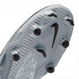 Buty piłkarskie Nike Phantom Gt Academy Df Se Mg M DA2266-001 wielokolorowe szare 5