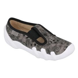 Befado obuwie dziecięce 290X220 beżowy czarne 1