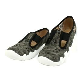Befado obuwie dziecięce 290X220 beżowy czarne 3