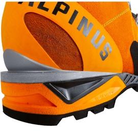 Buty wysokogórskie Alpinus The Ridge High Pro pomarańczowo-czarne GR43281 pomarańczowe 6